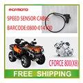 Cabo do sensor de velocidade atv 800cc utv cfmoto x8 cf moto motocicleta acessórios frete grátis