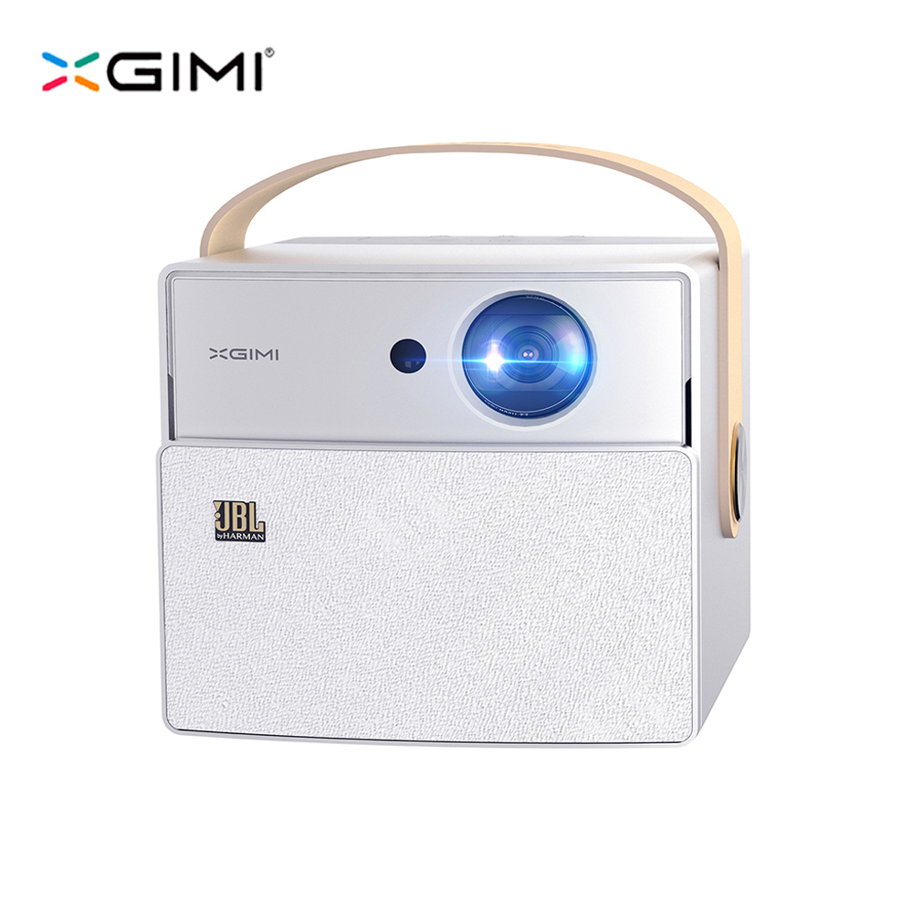 XGIMI CC Aurora Mini Portable DLP Projector Home Theater Android Wifi 3D Support 4K HD Video