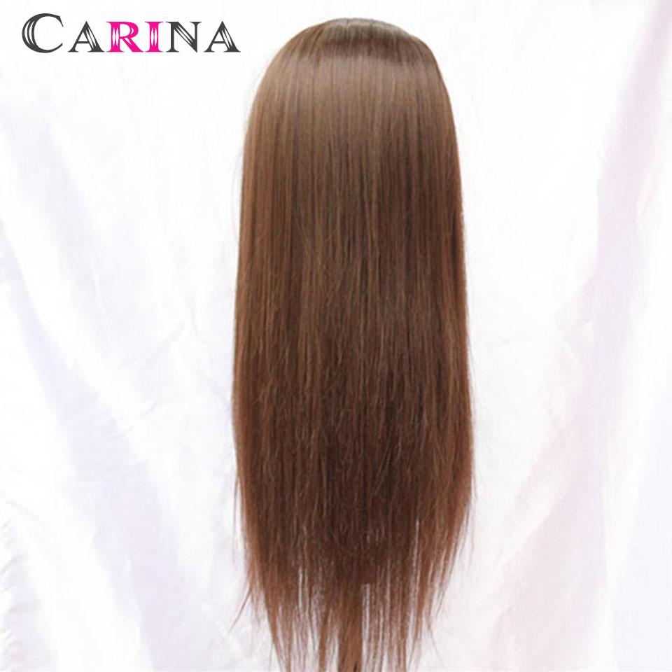 100% İnsan Saçları 18