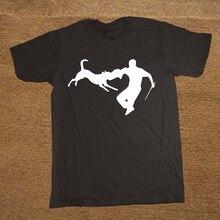 Belgian Malinois Dog dressage Men's Premium T-Shirt Men T Shirt Great Quality Funny Man Cotton T shirt Short Sleeve Tops