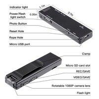 Мини цифровая камера Vandlion A3, HD фонарик, микро камера с магнитным корпусом, камера для обнаружения движения, моментальная запись, видеокамера 3