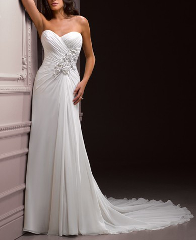 Online get cheap outdoor wedding gown for Wedding dresses for summer outdoor weddings