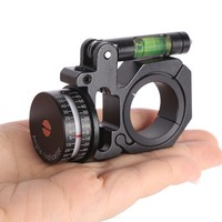 Outdoor Hunting Tactical Riflescope Scope30mm Ring Bubble Level Scope Bases Mounts Accessories Sight