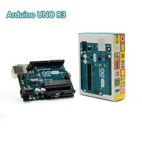 Arduino UNO R3 Official Genuine Version MEGA328P ATMEGA16U2 ARDUINO Starter Kit NO USB CABLE