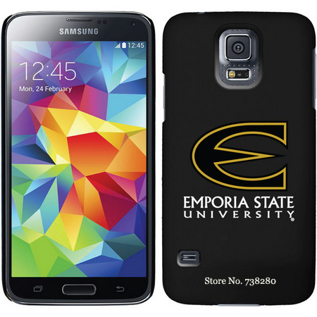 University of Emporia State Samsung Galaxy S5 Cases With Primary Mark Design