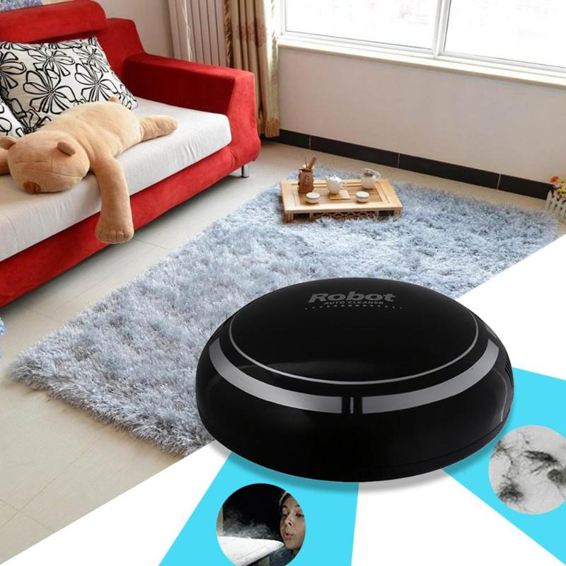 цена Vacuum Cleaners Intelligent Induction Crannies Automatic Sweeping Cleaning Robot Robotic Mop Dust Cleaner Home Floor Corners