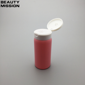 Image 5 - white 80g talcum powder bottles 50 pcs/lot Sifter Bottle 80ml Portable baby talcum powder empty bottle