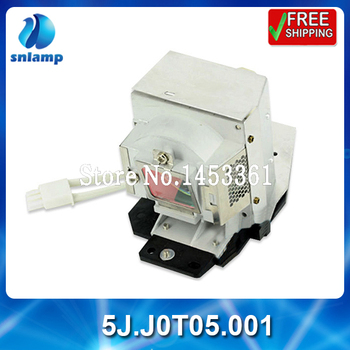 High quality replacement projector lamp bulb 5J.J0T05.001 for MP772ST MP782ST