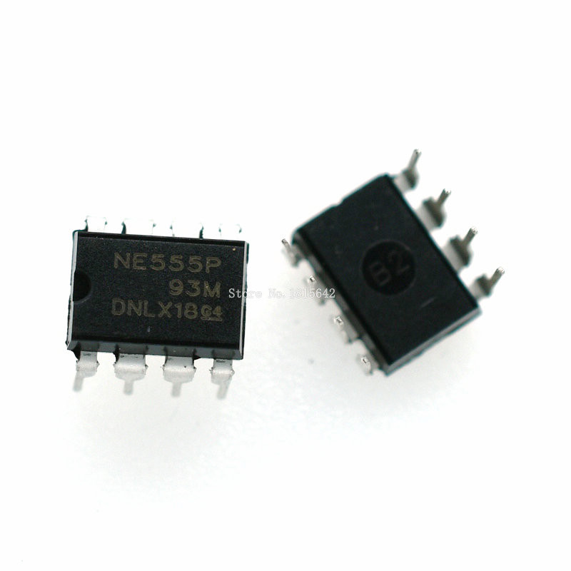 10PCS/LOT NE555 NE555P NE555N Ne555 DIP-8 Timing Chip Brand New Ne555 Wholesale