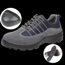 Men sneakers large size 38-46 breather Anti-smashing non-slip work shoes for men Anti-piercing increase shoes man
