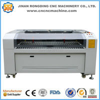 Hot 100W Granite Stone Laser Engraving Machine 1390 Laser Wood Carving Machine