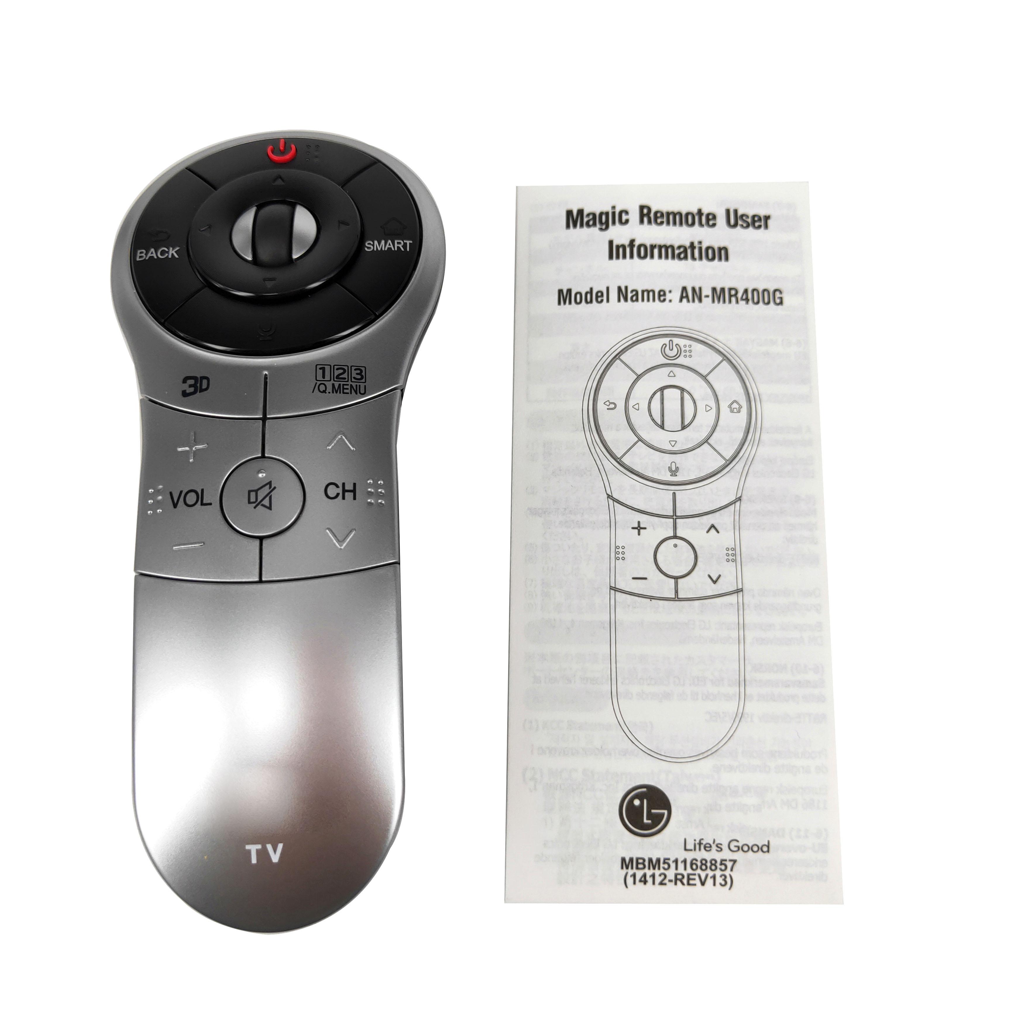 Nouveau Original ANMR400 AN-MR400G télécommande magique pour LG SMART TV sans récepteur pour LA6200 LA6500 série MBM51168857