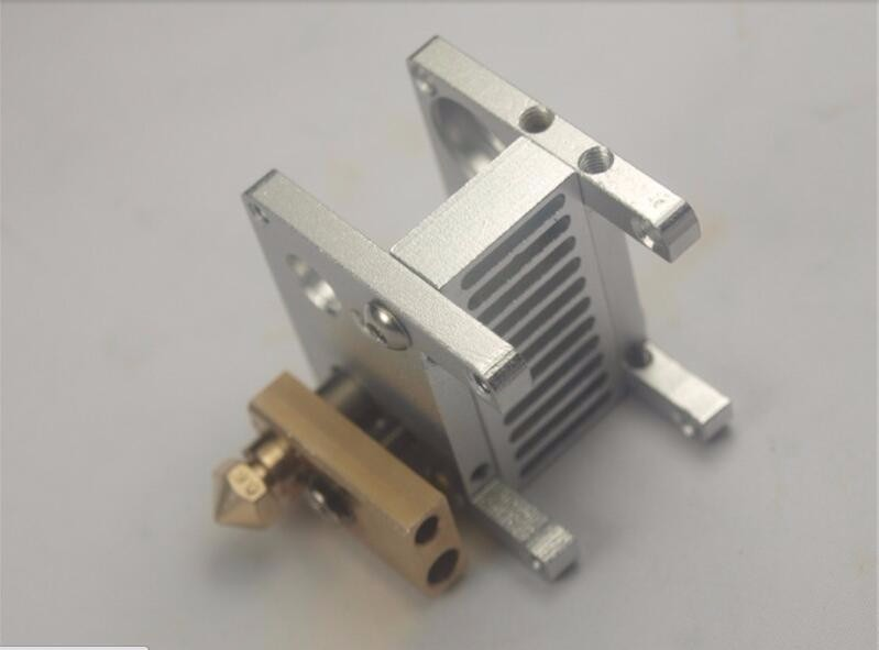 Olsson Block Nozzle Hot end Kit for 1.75//3mm Upgrade Ultimaker 2 UM2 Extended