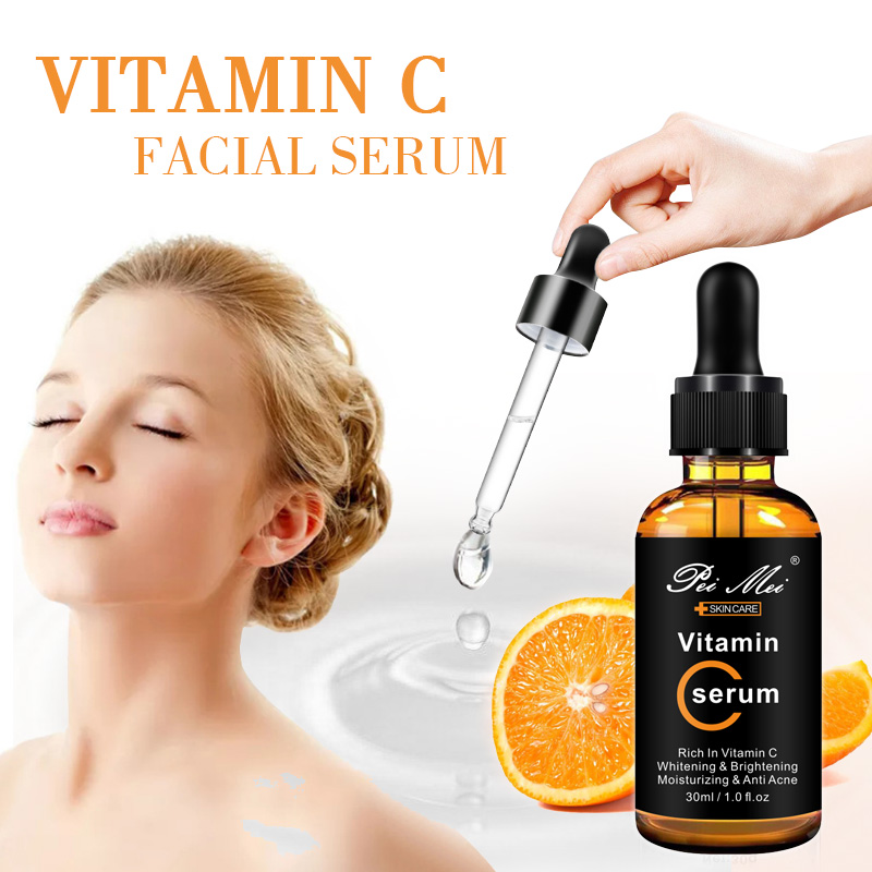 30ml Facial Repair Skin Serum Retinol Vitamin C Serum Firming Anti-Wrinkle Anti-Aging Anti Acne Serum Skin Care New ARRIVAL image