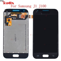 4.3Inch LCD Display Touch Screen For Samsung Galaxy J1 J100 J100F J100FN J100H J100H/DD J100M J100MU LCD Assembly Replacement