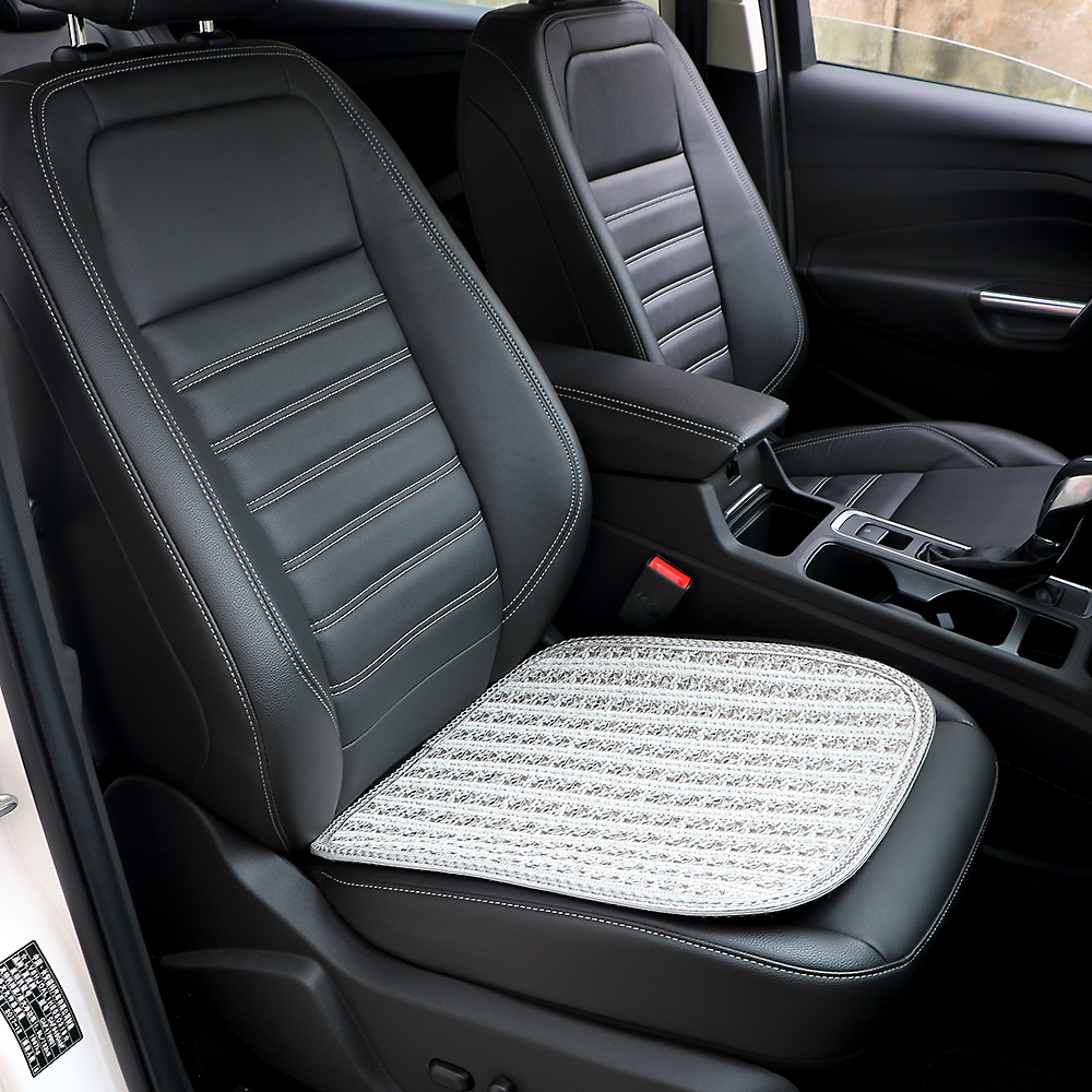 Car Seat Protection Covers Four Seasons Anti Slip Automobiles Seat Covers Signal Pad Cushion 3 Colors Universal Auto Accessories