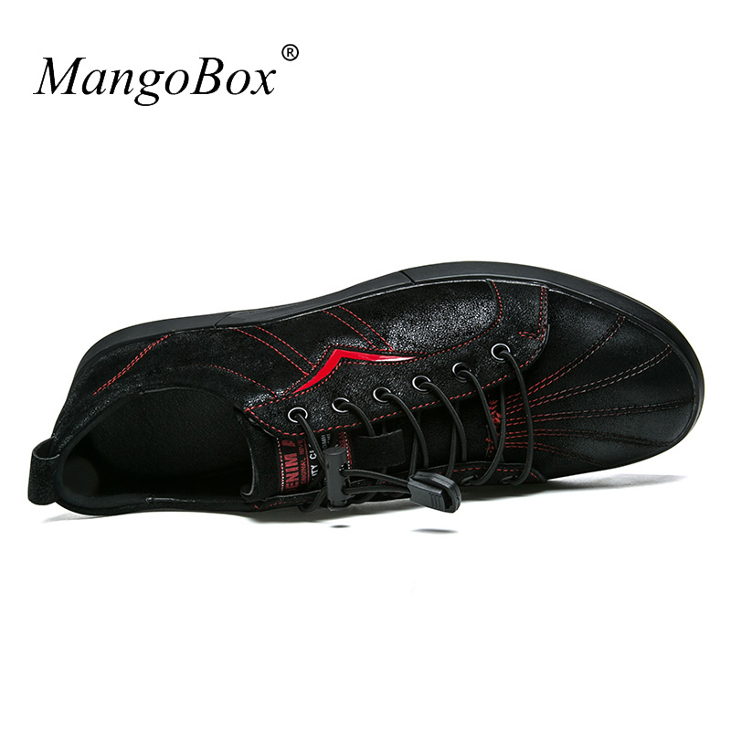 Luxury Brand Fashion Male Walking Shoes Comfortable Men Casual - Men's Shoes - Photo 2