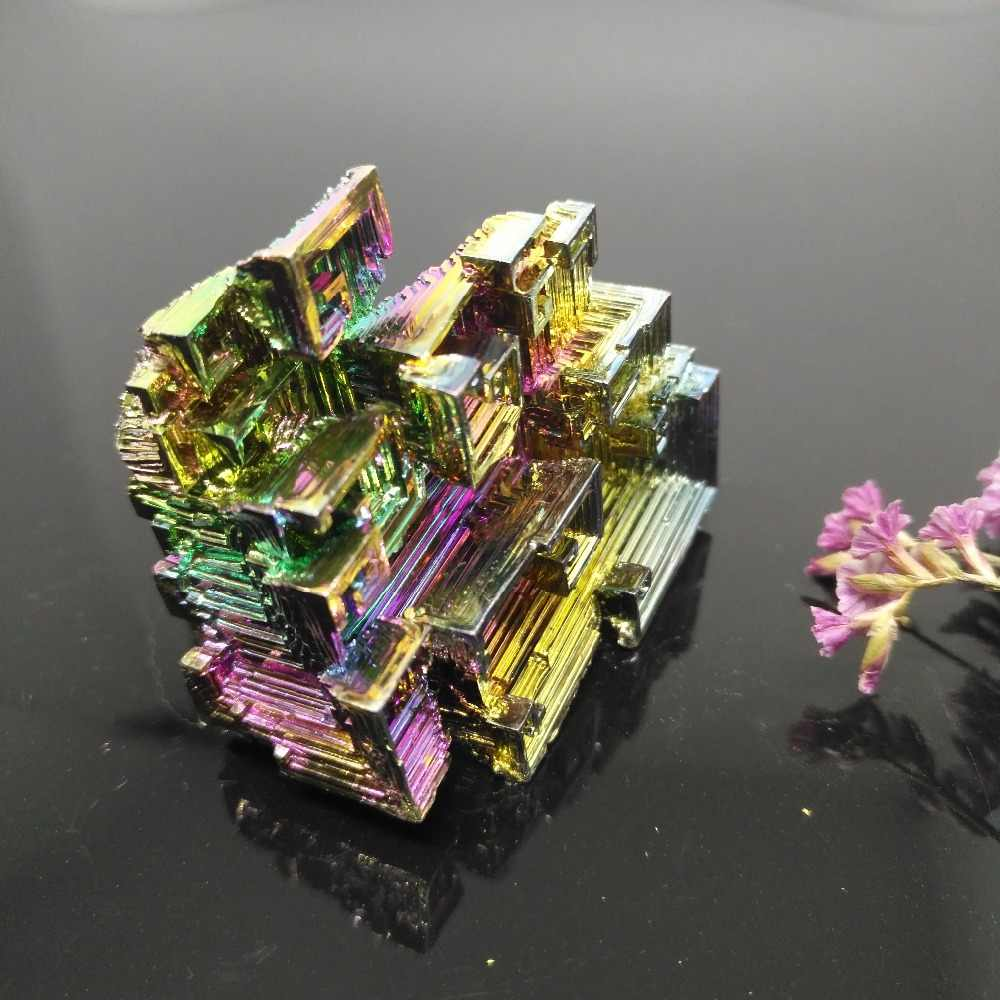 Bismuth Crystals 200g Bismuth Metal crystal