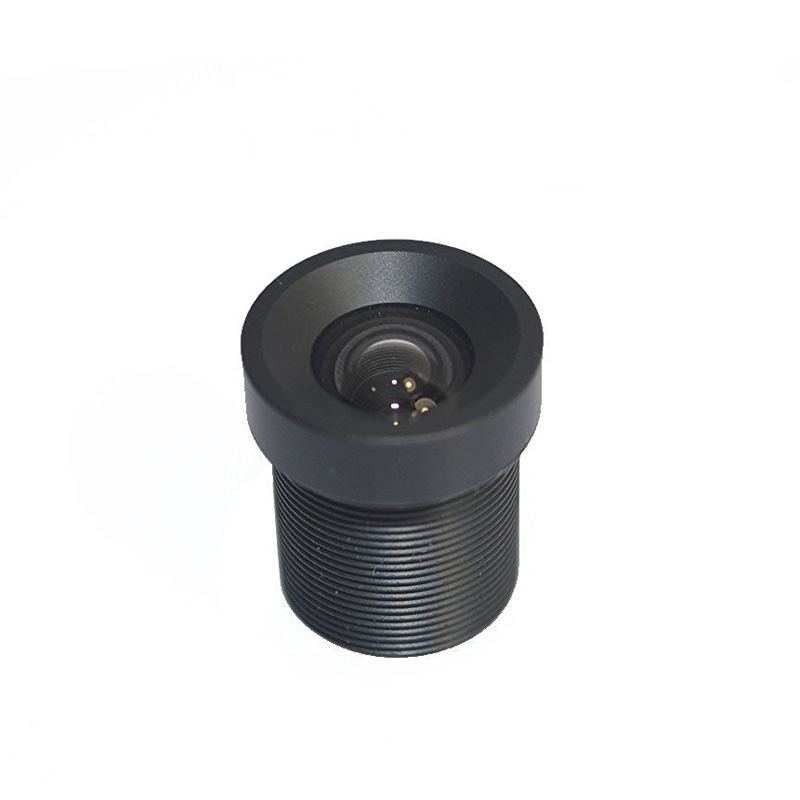 6mm 60 Degree Wide Angle Focus Length Fixed Board Lens For CCTV Camera New LSMK99