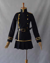 Sukasuka World End Chtholly Nota Seniorious Cosplay uniform clothes Costume - DISCOUNT ITEM  20% OFF All Category