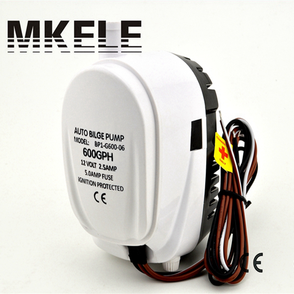 где купить Free Shipping MKBP1-G600-06 600GPH 12v automatic bilge pump ,automatic water pump по лучшей цене