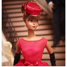 New Authentic Barbie Doll Collector's Edition 2 red skirts Barbie Collector CGT26 Girl Gift Birthday Gift