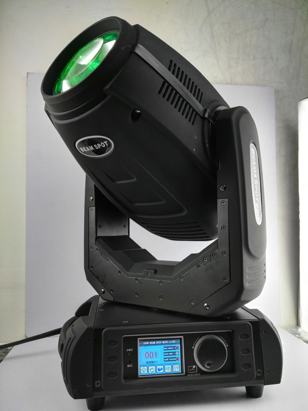 Promotion 10pcs/lot  10R Robe Pointe 280w moving head beam light  with 3D spot beam wash light 4pcs lot new products robe beam 280w 10r