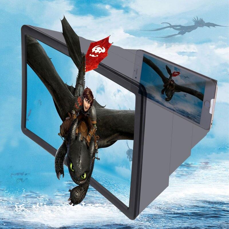 HTB1hWHmPpXXXXcdXpXXq6xXFXXXt - Mobile Phone Video Screen Magnifier Amplifier Expander Stand Holder for 3D Movie Display PTC 149