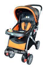 736w baby stroller plus size the broadened child car two-way folding bb car umbrella
