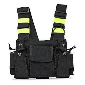 Outdoor Tactical Vest Radio Ha