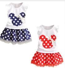 904c6306be1a9 2019 bébé fille vêtements Robe Minnie souris belle enfants bébé filles  Minnie souris Robe de soirée gilet Robe enfant en bas âge.