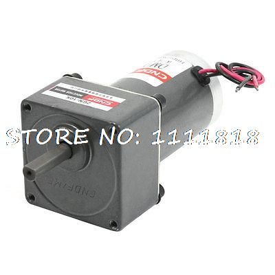 2000RPM DC 24V 50mm Diameter Gear Box Speed Reducer Motor2000RPM DC 24V 50mm Diameter Gear Box Speed Reducer Motor