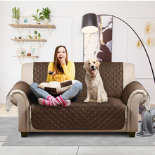 Double Side Sofa Cushion Pets Dogs Covers Waterproof Removable Couch Recliner Slipcovers Furniture Protector Dropshipping