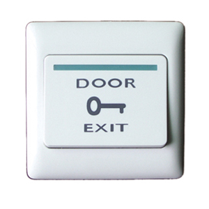 Fireproof Door Exit Push Release Switch Button Emergency Exit