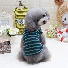 Summer Dog Clothes Vest Shirt