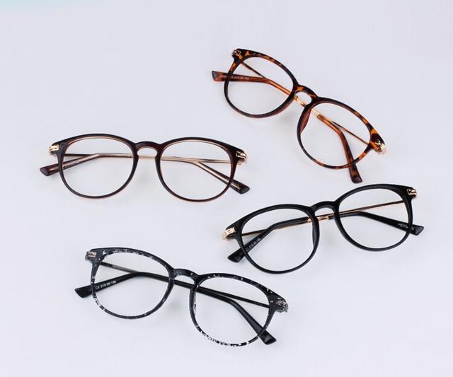 c5e26933df7 Wholesales new plain glasses Korean style 2181 vintage fashion round frame  glass circle