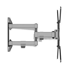 Image 4 - Ultra Slim TV do montażu na ścianie Full Motion przegubowe ramię obrotowe i pochylenia TV uchwyt do LCD, LED, 3D telewizor plazmowy