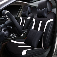 Universal Car seat cover Microfiber leather for BMW 128i 130i 135i 116d 118d 120d 123d auot accessories car seat protectors