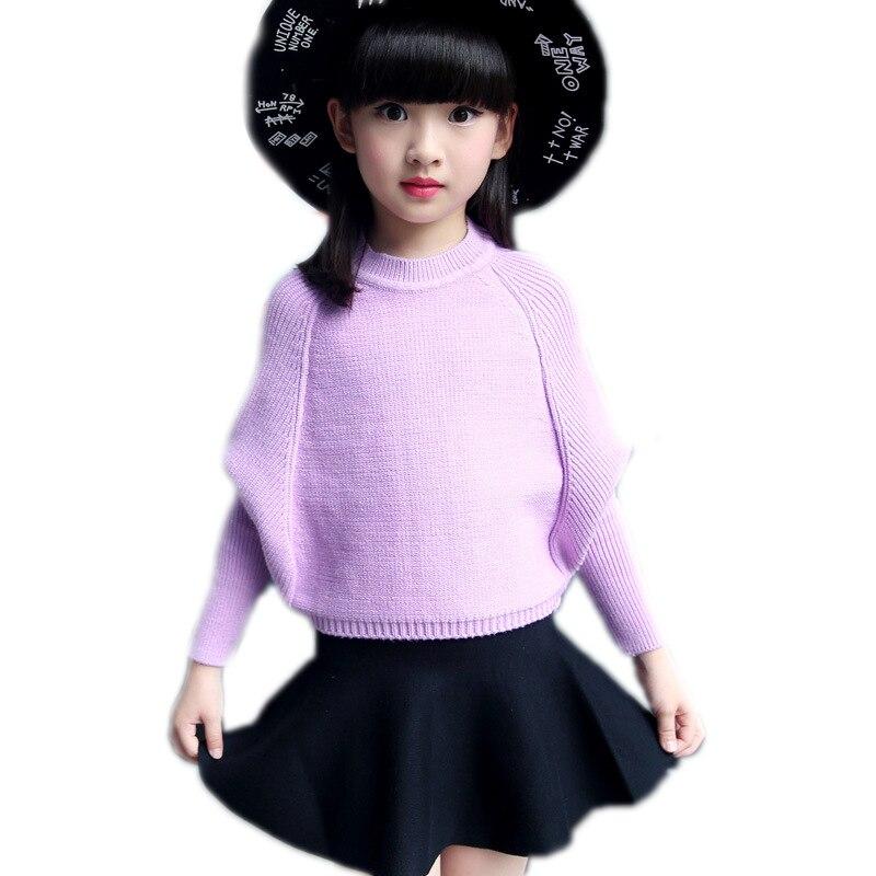 Bébé noël tenues automne hiver vêtements pour filles top solide à manches longues tricoté pull + noir tutu jupes enfants vêtements