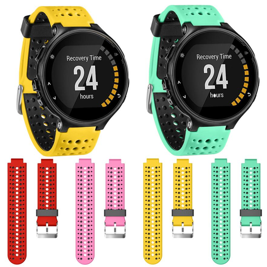 Strap Wristband Watch Garmin Forerunner 735XT Bracelet Sport Silicone 735xt/Watch/18jul10