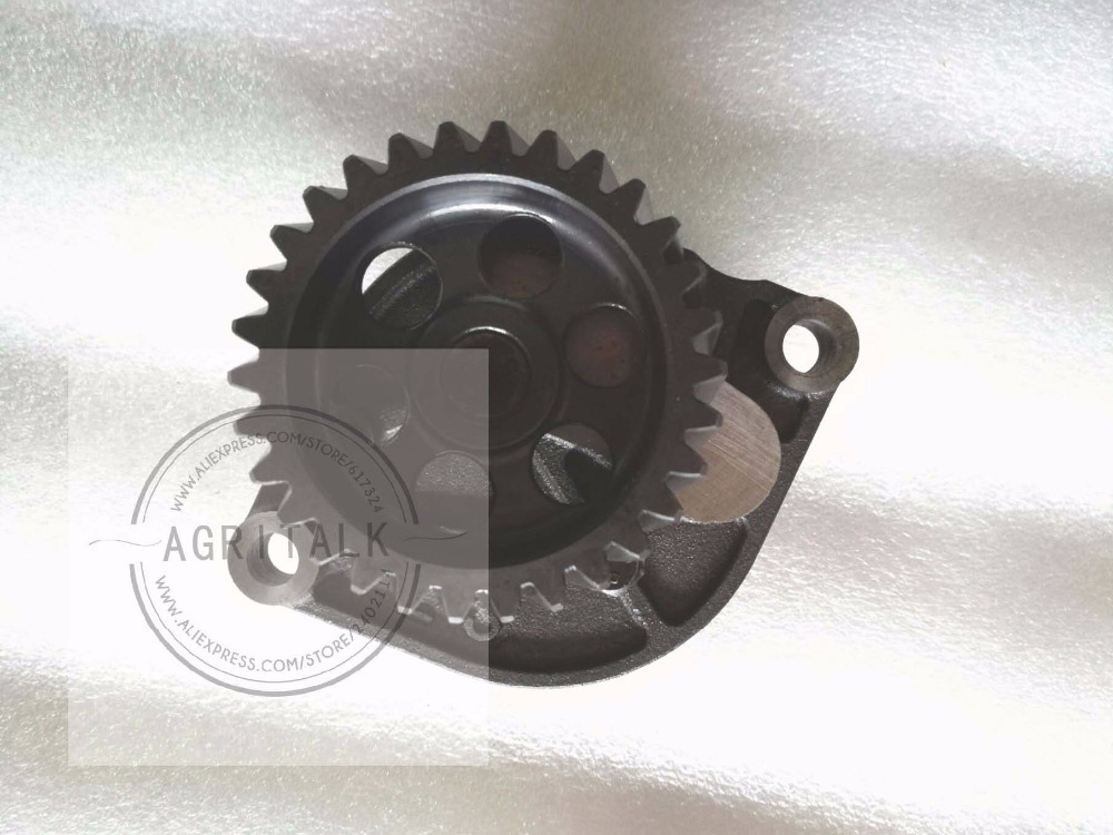 Yituo X1004 tractor LR6105T10, the oil pump assembly, Part number: 6RAZL.410000 laidong kama km4l22bt engine the oil pump assembly part number 4l22 09122 09111 09112 09101 09104