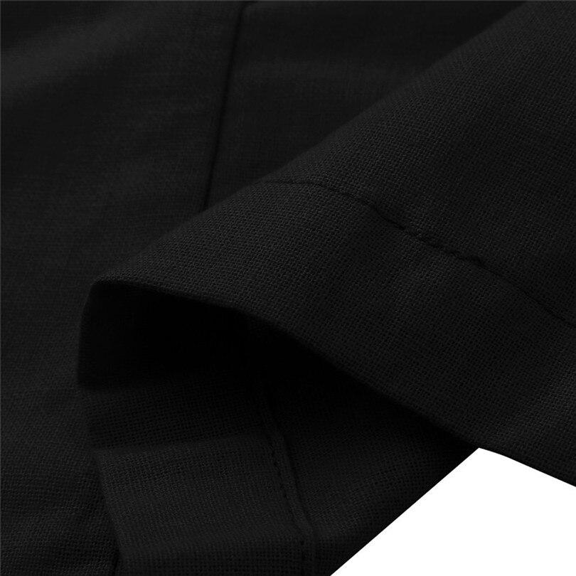New 2019 Summer Men Slim Fit Linen Blend Casual Blazer Pocket Solid Long Sleeve Suits Blazer Jacket Outwear #E09 (9)