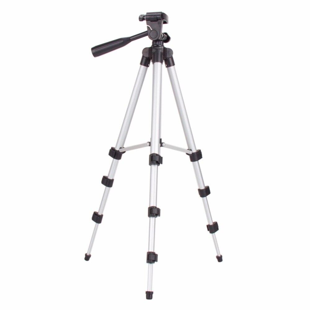 ⑦Haute Qualité En Aluminium Caméscope Caméra Trépied