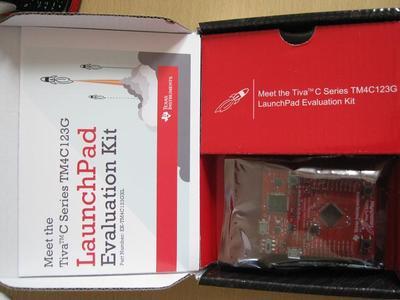 EK-TM4C123GXL Development Board  Cortex-M4 TI LaunchPad