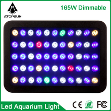 Best Sale!Newest Dimmable 165W 300W Led Aquarium Light high Quality aquarium led lighting for Coral reef Fish pet Tank fish lamp