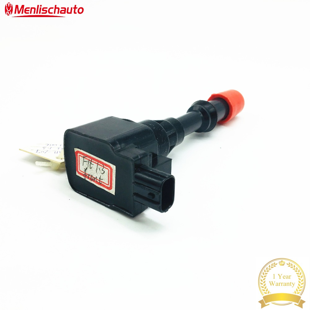 FRONT AND REAR ROW Ignition Coil for Civic Hybrid Jazz 1 3L CM11 109 30520 PWA 003 30521 PWA 003 CM11 108 in Ignition Coil from Automobiles Motorcycles