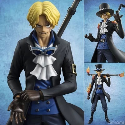 23cm One Piece DXF Sabo Anime Collectible Action Figures PVC Collection toys for christmas gift free shipping with retail box23cm One Piece DXF Sabo Anime Collectible Action Figures PVC Collection toys for christmas gift free shipping with retail box