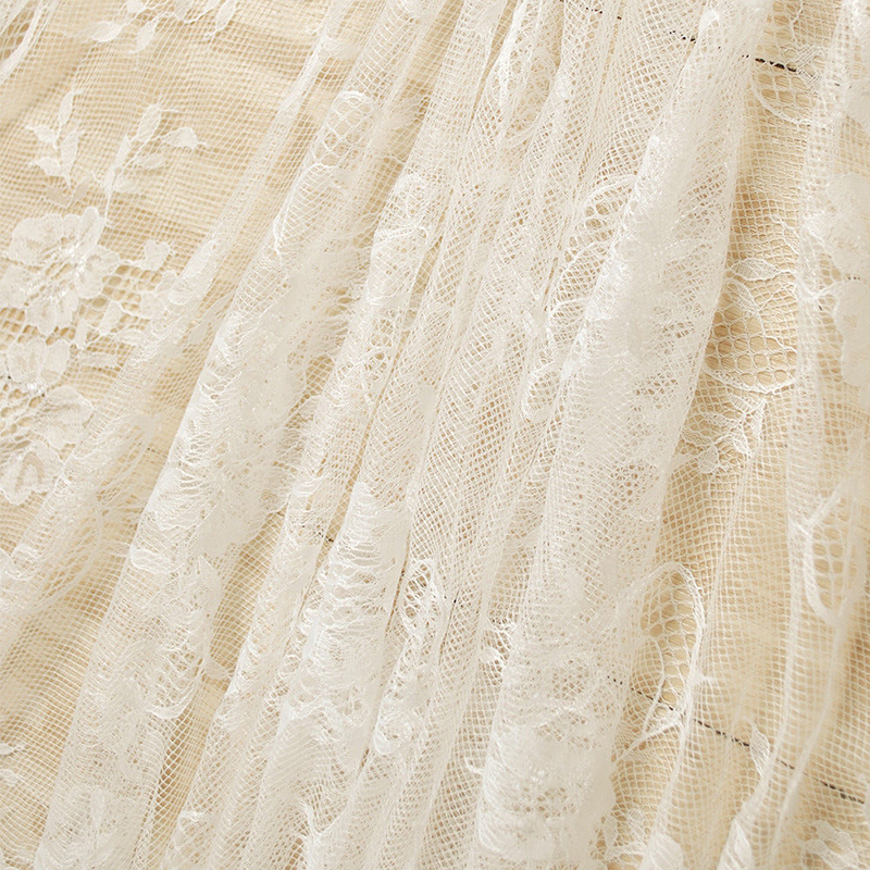 150*300cm White Vintage Table Cloth Lace Decorative Tablecloth Dining Table Cover Wedding Party Hotel Home Decor