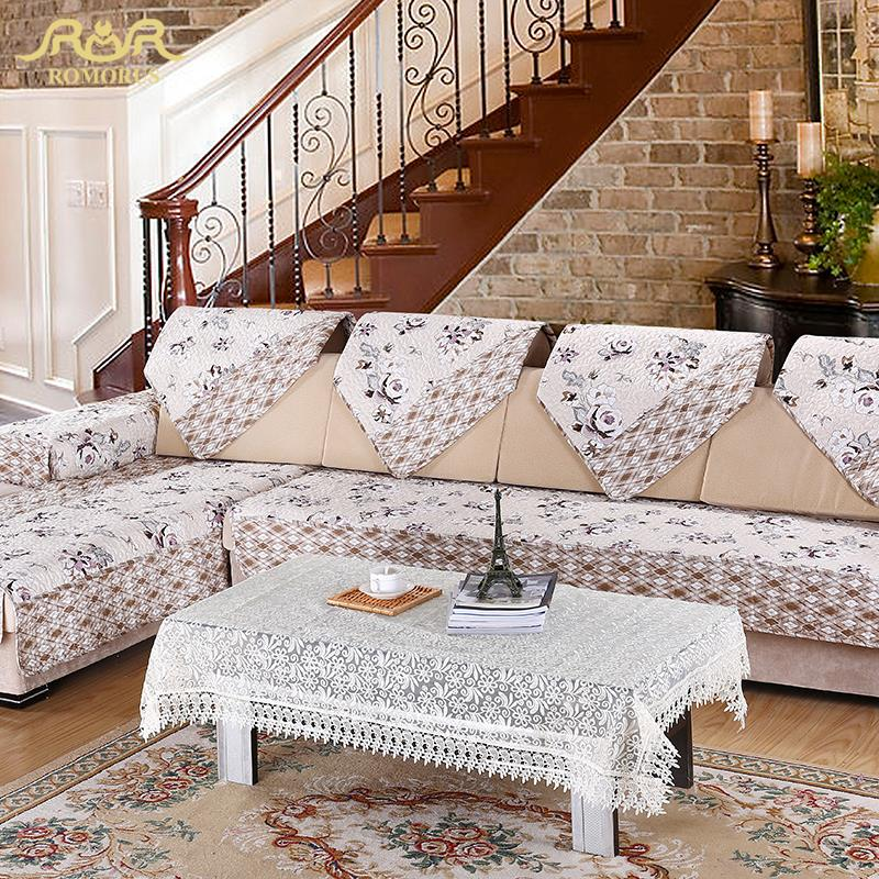 Aliexpresscom buy 1 piece decorative sofa cover for Decorative furniture covers