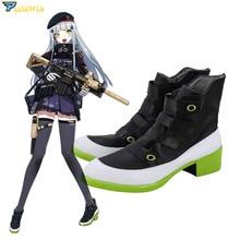 لعبة الفتيات فرونت لاين HK416 تأثيري أحذية الأحذية
